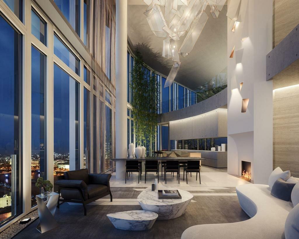 фото дорогих квартир в москве часто такая