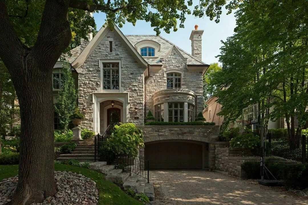 однотонные решения красивые дома в английском стиле фото лимона это тонкий