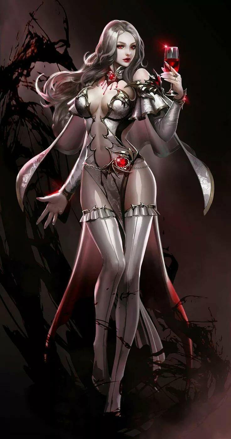 Adult vampire sexy costume