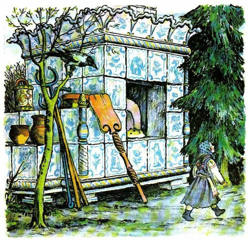 Картинки мороз иванович и ленивица, новорожденной для бабушки