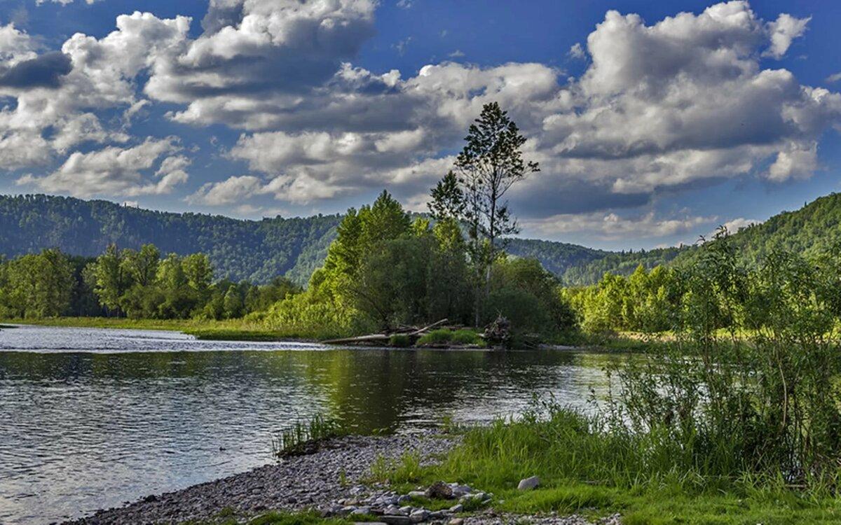 Фото природы башкирии летом