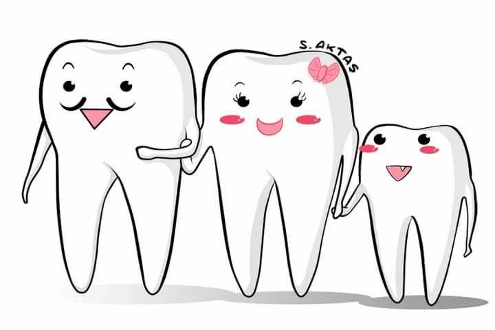 Зубы прикольные рисунки, вечерняя картинка