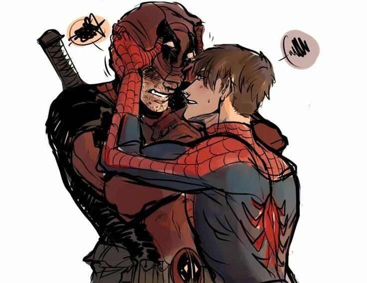 Человек паук в россии фанфик