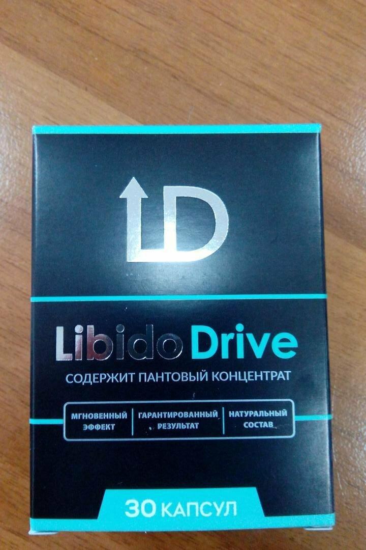 Libido Drive для повышения потенции в Красногорске