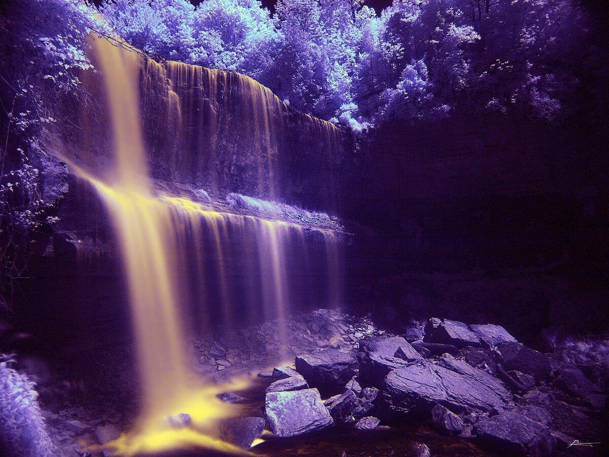 Картинки водопад души
