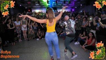 Ataka La Alemana танцуют Цыганочку