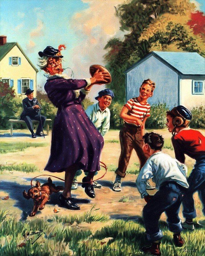 Мужик смешные, бабушки и внуки смешные картинки