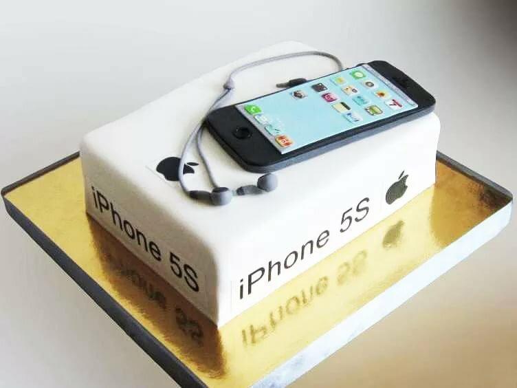 выпускаются торт в виде телефона картинки нее могут