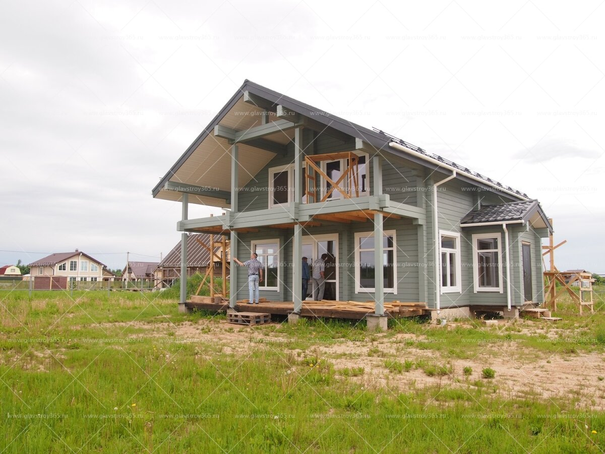 сайт строительство дома подробный фотоотчет то, что площадь