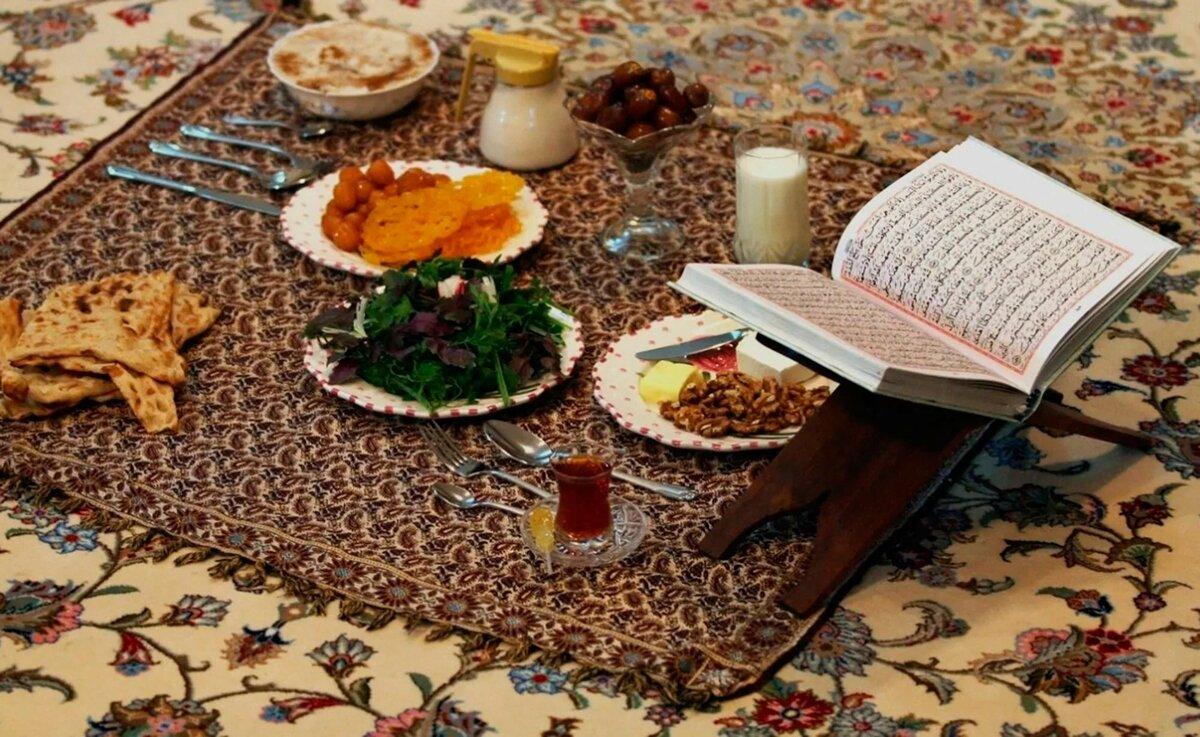 Рамадан 2021 начало и конец: что можно есть