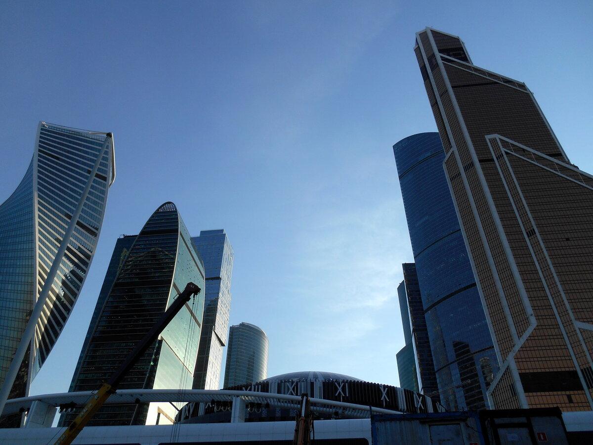 москва сити метро фото территории