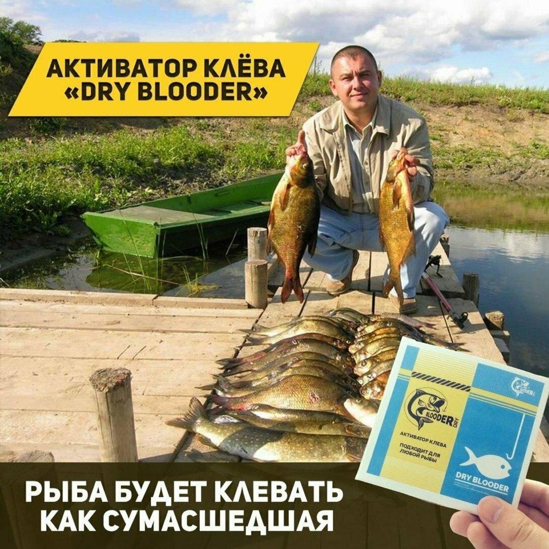 Сухая кровь Dry Blooder в Калуге