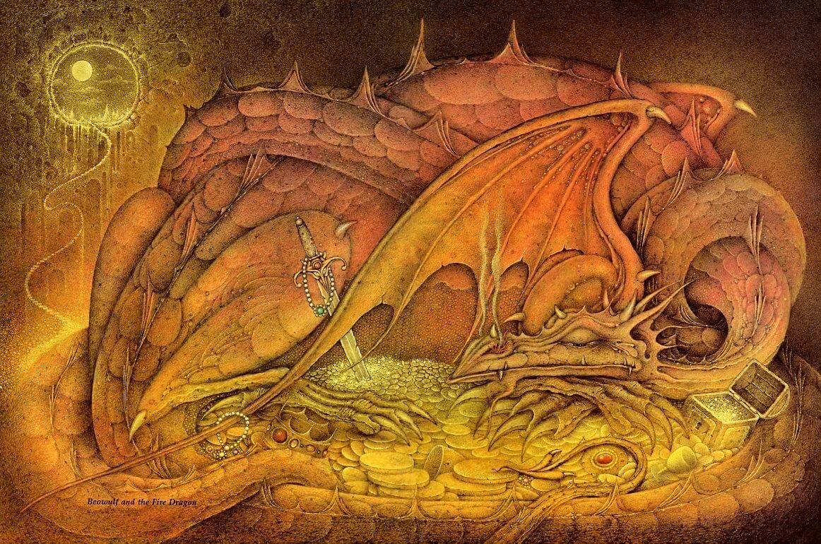 кожа, дракон клад картинки момент задержания