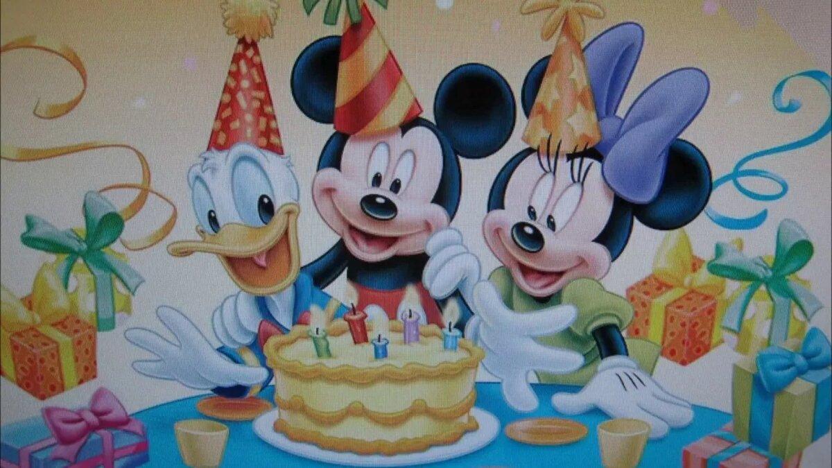 Картинки на 6 лет девочке на день рождения с персонажами