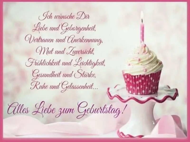 Пожелание на открытке на немецком языке