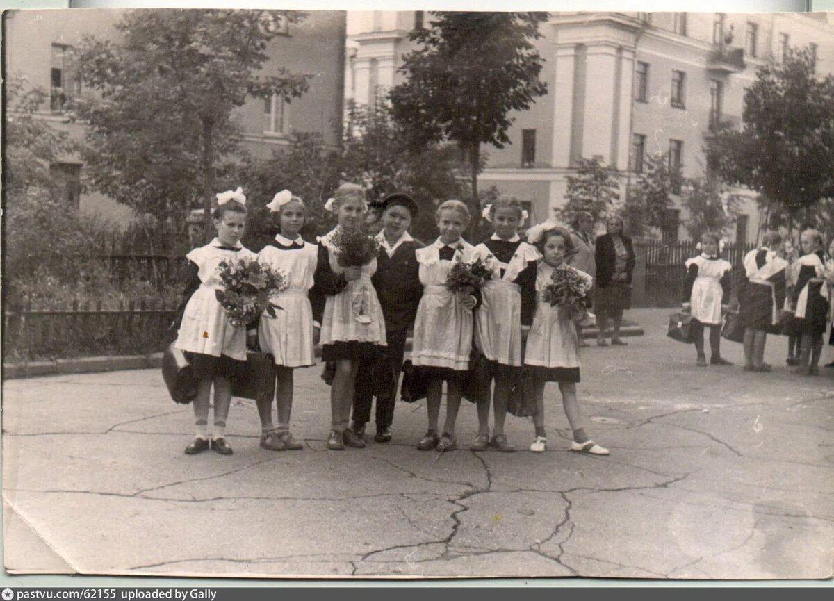 Старые картинки школы