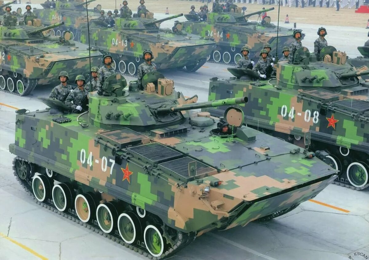 zbd 04 infantry fighting vehicle - HD 1280×900