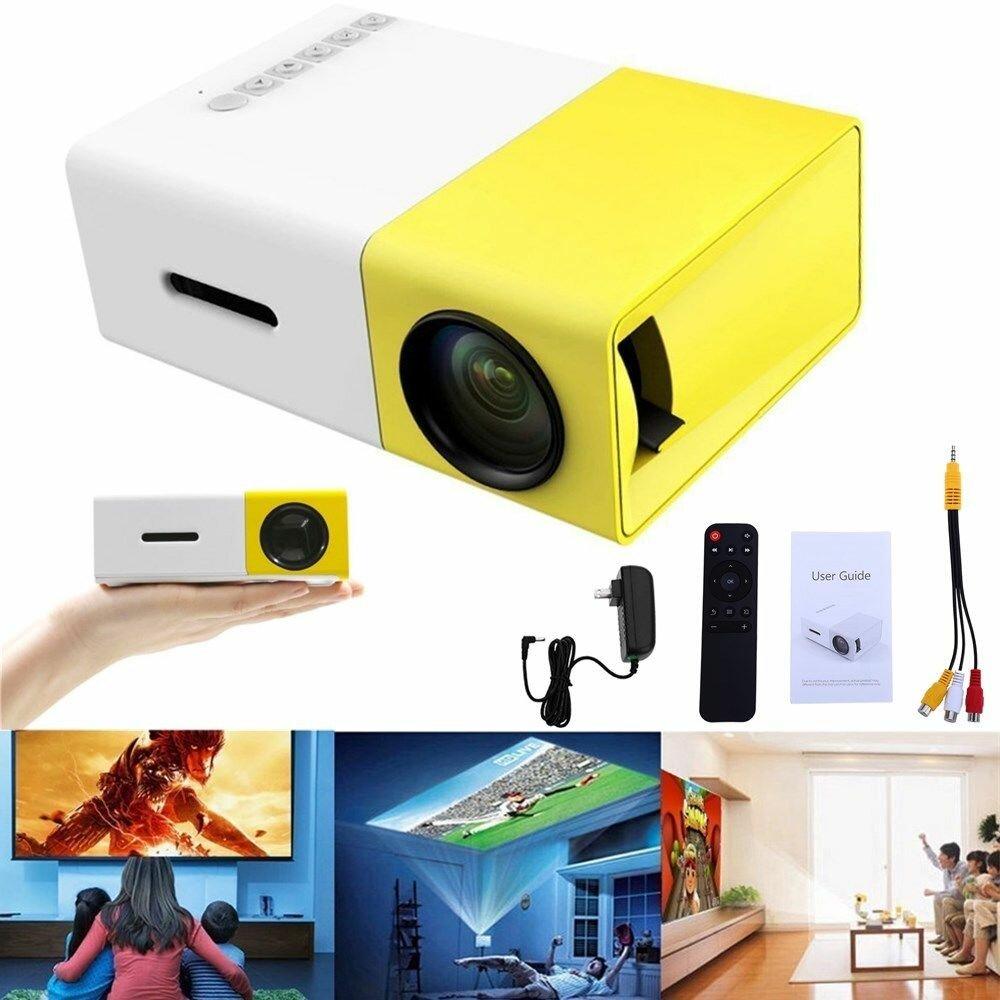 Проектор для просмотра фотографий с флешки