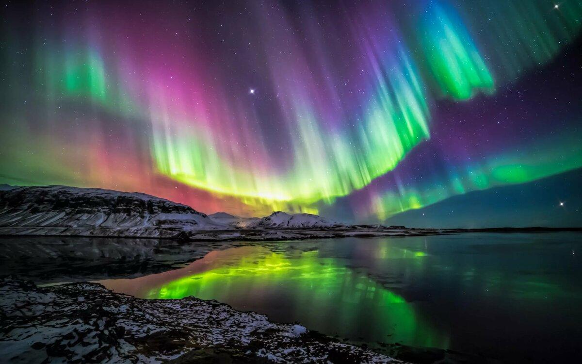 Aurora hószopás