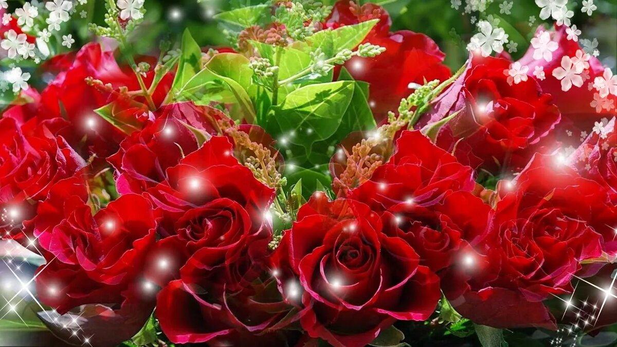 Открытку другу, открытки розы для ирины