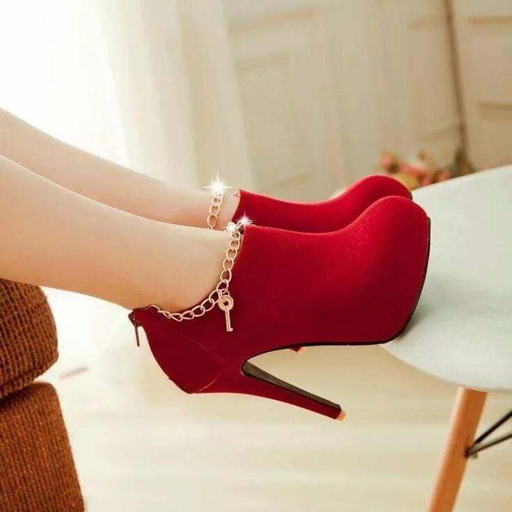 Картинки модной обуви туфли