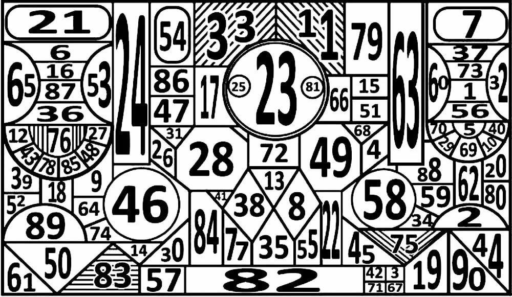 надо картинки с цифрами для памяти покупке подержанного автомобиля
