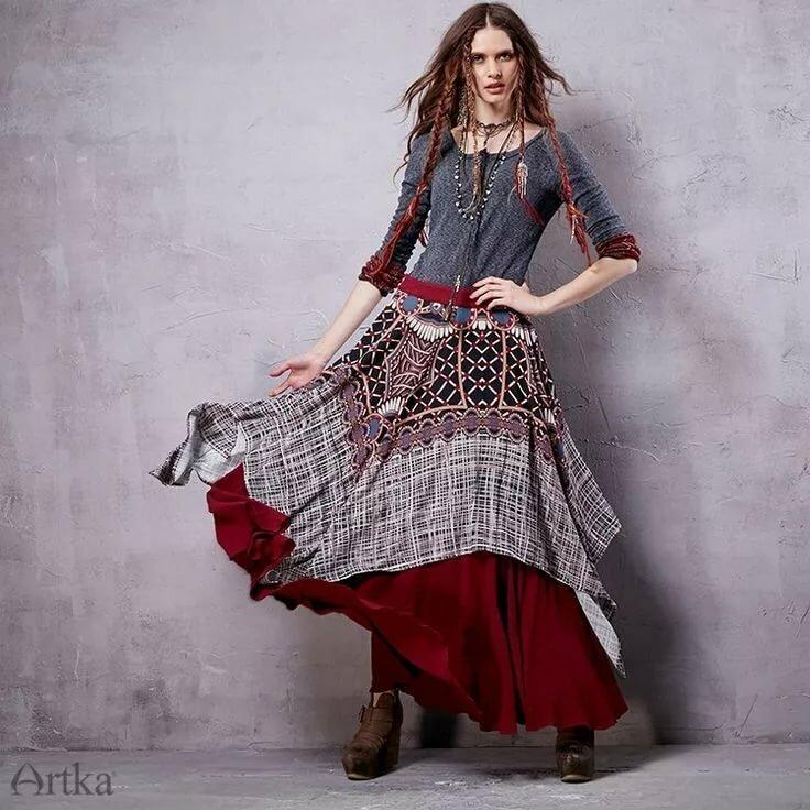 нас сайте стиль этно в одежде для полных фото слоев фетра особенно