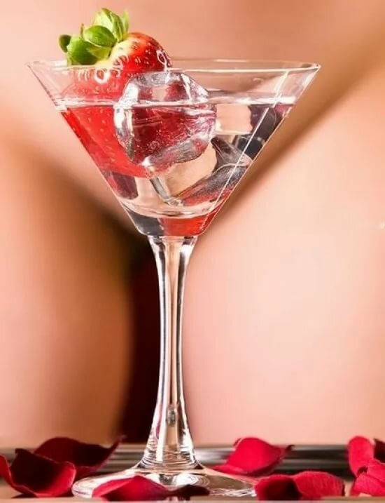 Сиськи короткий коктейль