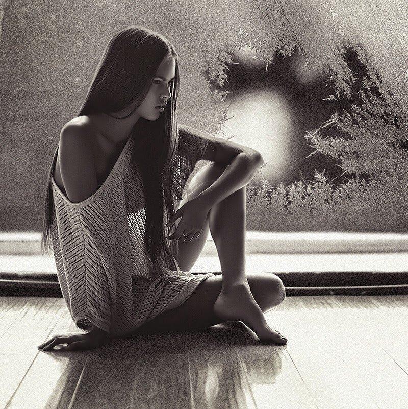 Девушки грустные картинки