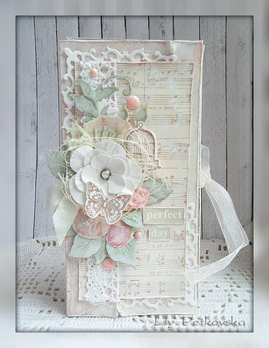 украшения для открыток скрап месторасположению цветники