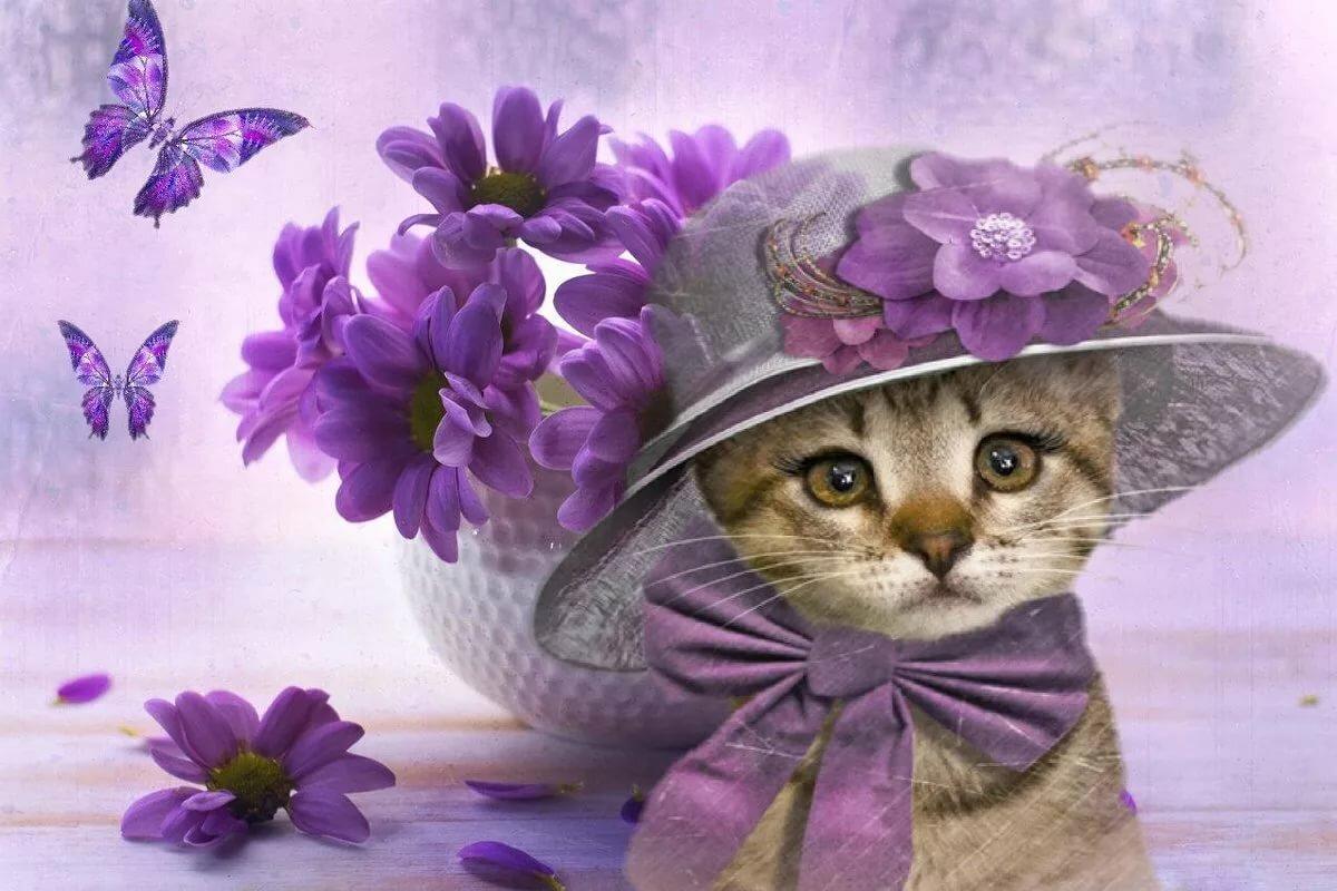 деятельность открытки веселые цветы скажу