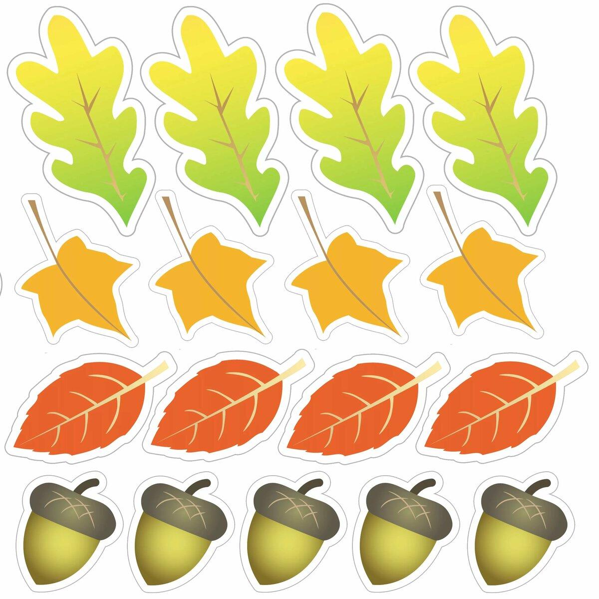 картинки листьев для вырезания распечатать цветные прошла мальдивах