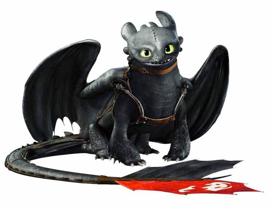 Картинки беззубика дракона беззубика