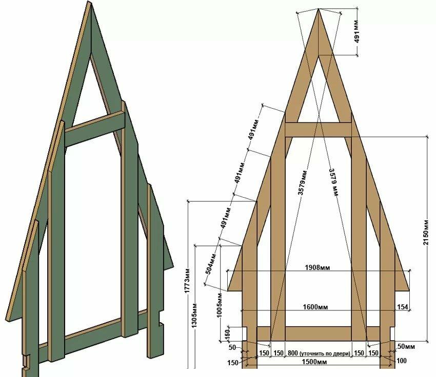 Построить туалет на даче в картинках