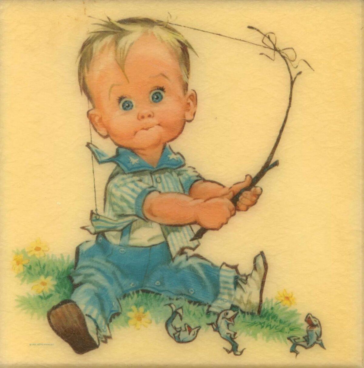 Прикольные, рисунки с детьми красивые и смешные