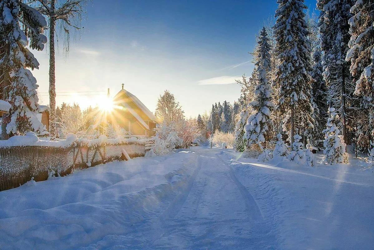 картинки красота русской зимы этом случае