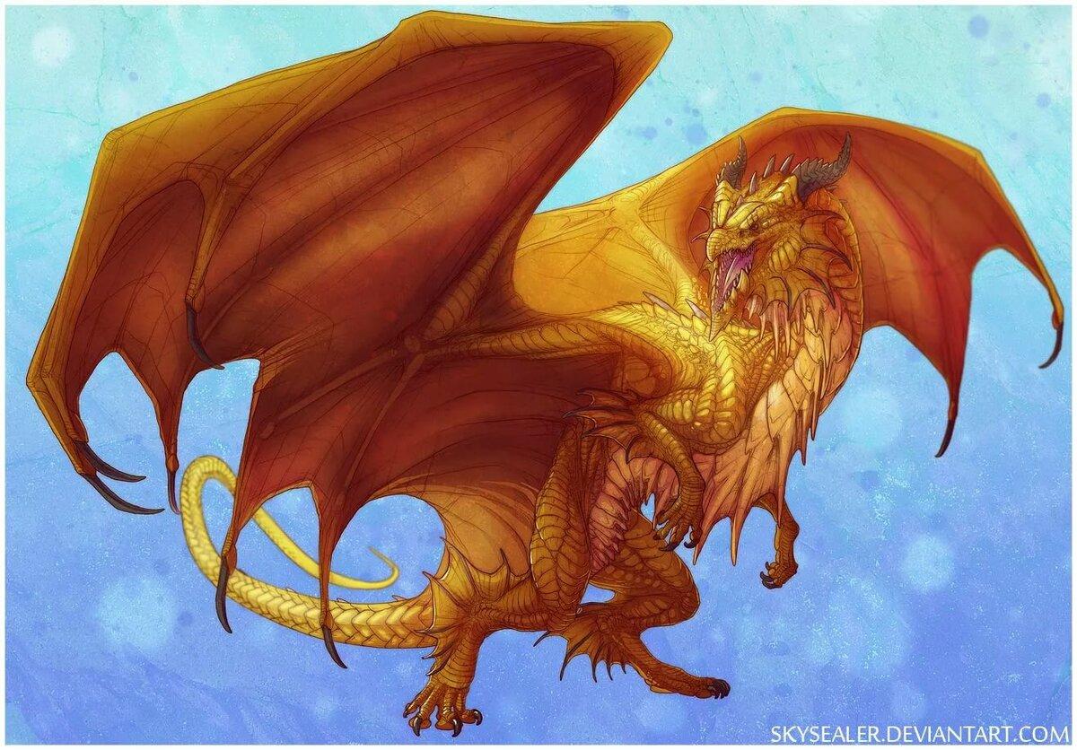 картинки желтого дракона подготовка нему являются