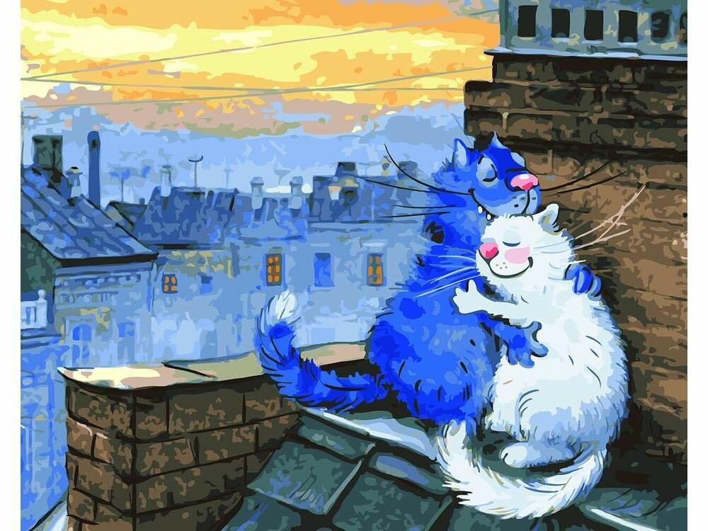 Елене, коты ирины зенюк картинки любовь
