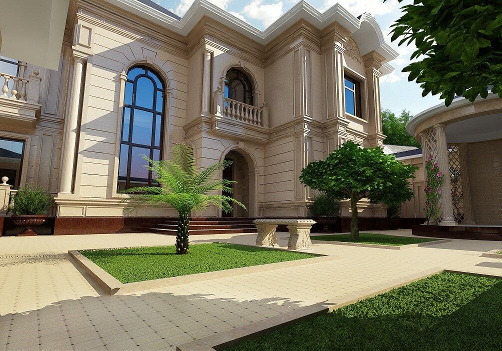 Элитные дома краснодар фото