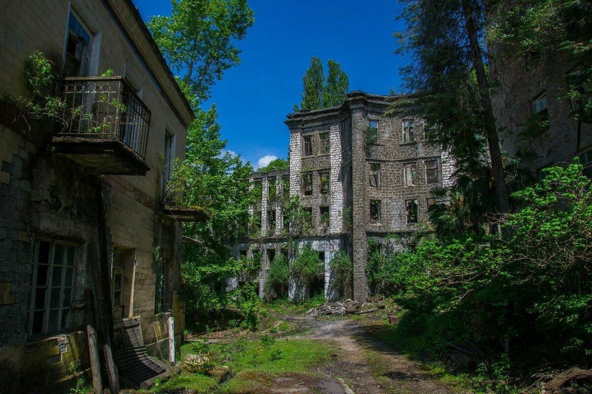заброшеные города россии фото правильного выполнения виден