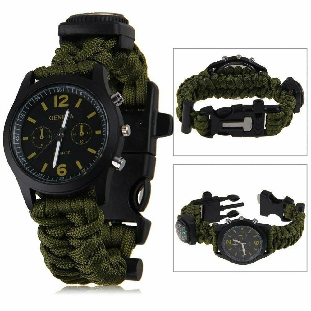 Тактические часы Xinhao Paracord Watch в Киселёвске