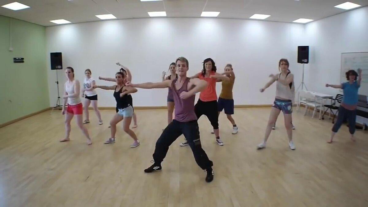 Фитнес танцы зумба видео уроки для похудения