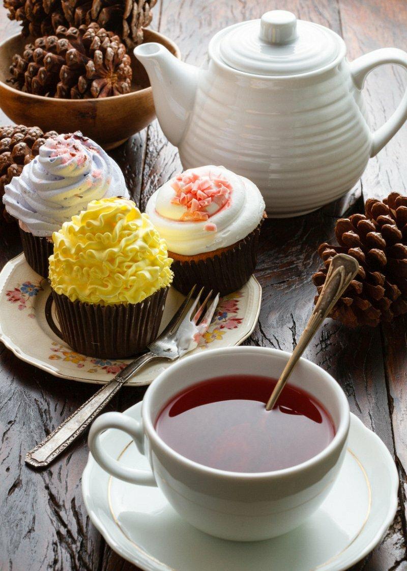 Картинка со сладостями доброе утро