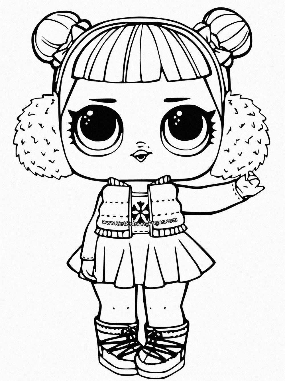 «Кукла ЛОЛ раскраска распечатать» — карточка пользователя ...