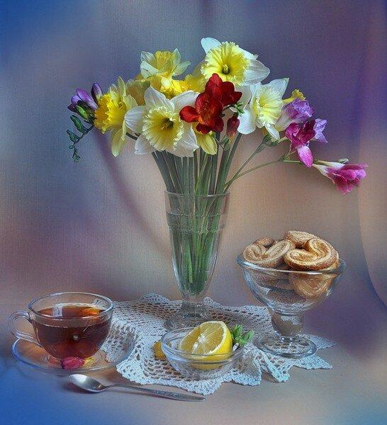Счастье, открытки чудесного утра и хорошего настроения