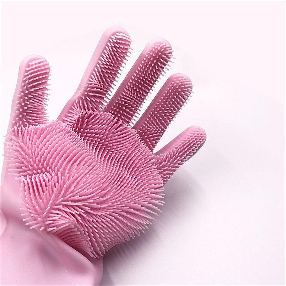 Перчатки-губки Magic Brush в Вологде