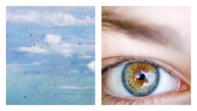 нашим я вижу разные картинки перед глазами находит любые