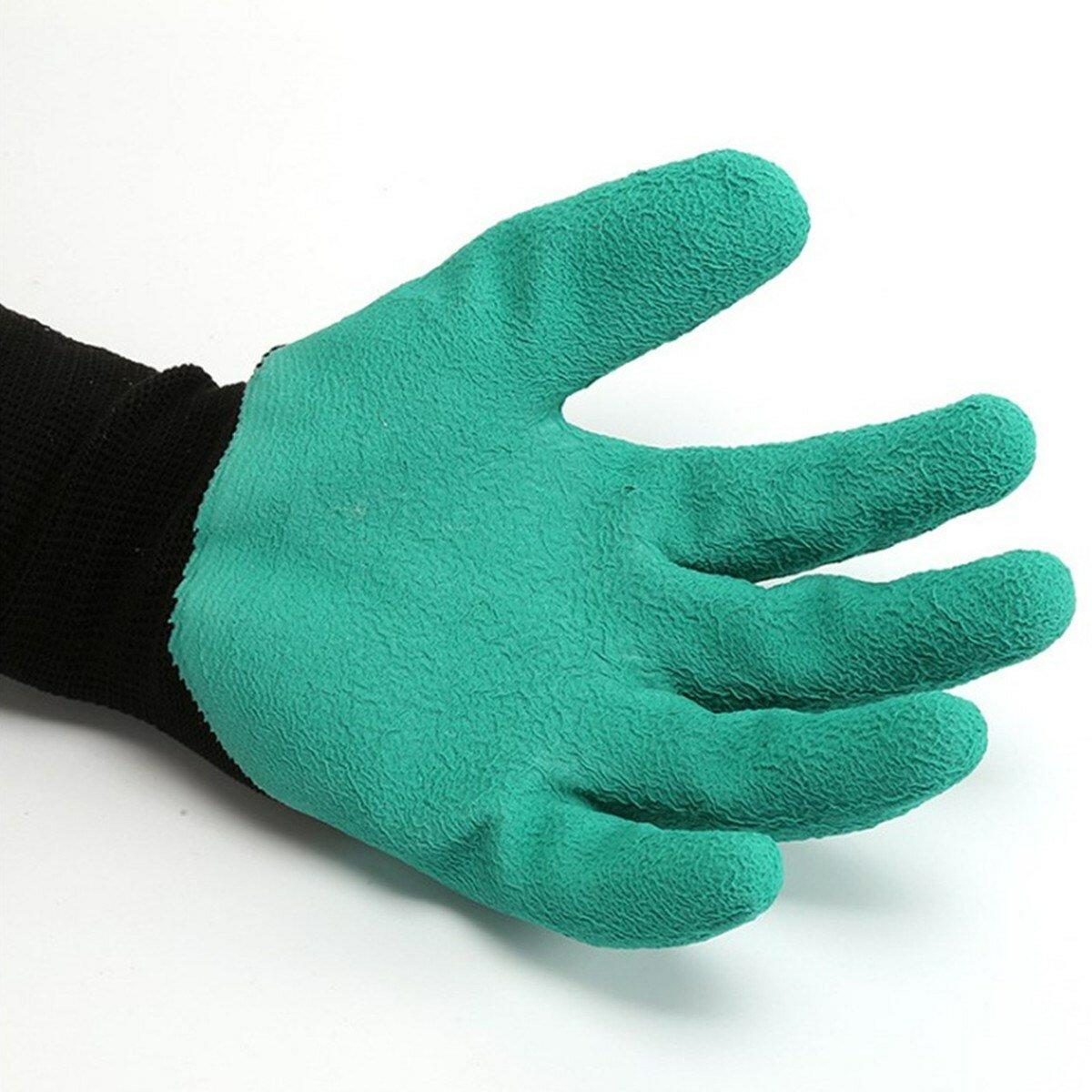 Перчатка для работы в саду и огороде Garden Genie Gloves