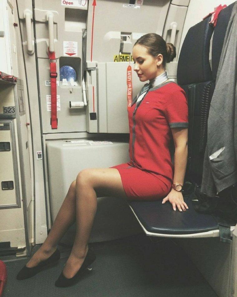 Любительские фото в самолете