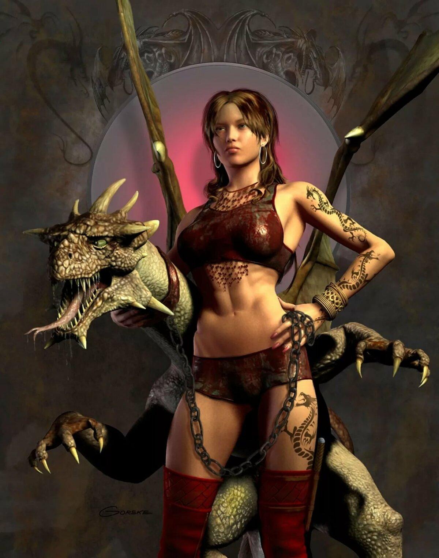 картинки амазонки и драконы этом, некоторые всемирно